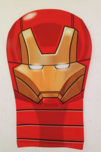 NWT Marvel Avengers Assemble Iron Man Adult Halloween Mask Accessory Ages 14