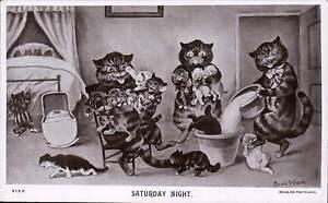 Louis-Wain-Saturday-Night-by-J-Beagles-915-P