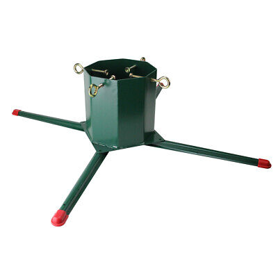 Iron Mountain 4-Leg Welded Christmas Tree Stand up to 14 ...