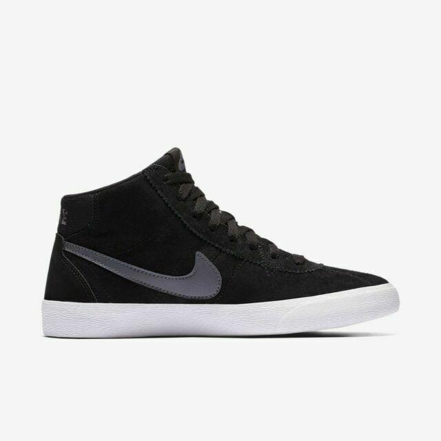 Size 9.5 - Nike SB Bruin High Black for sale online   eBay