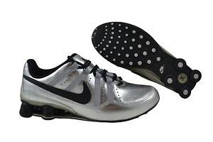 Silver Nike Silber Shock Black Beule 002 316092 Metallic Sneaker FFftrHqn