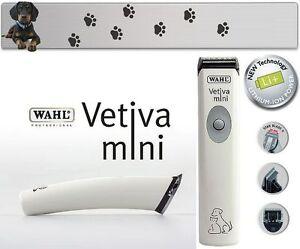 Choix Vetiva Mini- Batterie Filet Lithium-ion Professionnel Tierhaar Tondeuse