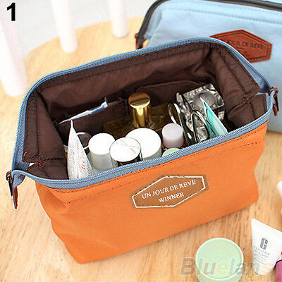 Portable Fantastic Multifunction Travel Cosmetic Bag Makeup Toiletry Case Pouch