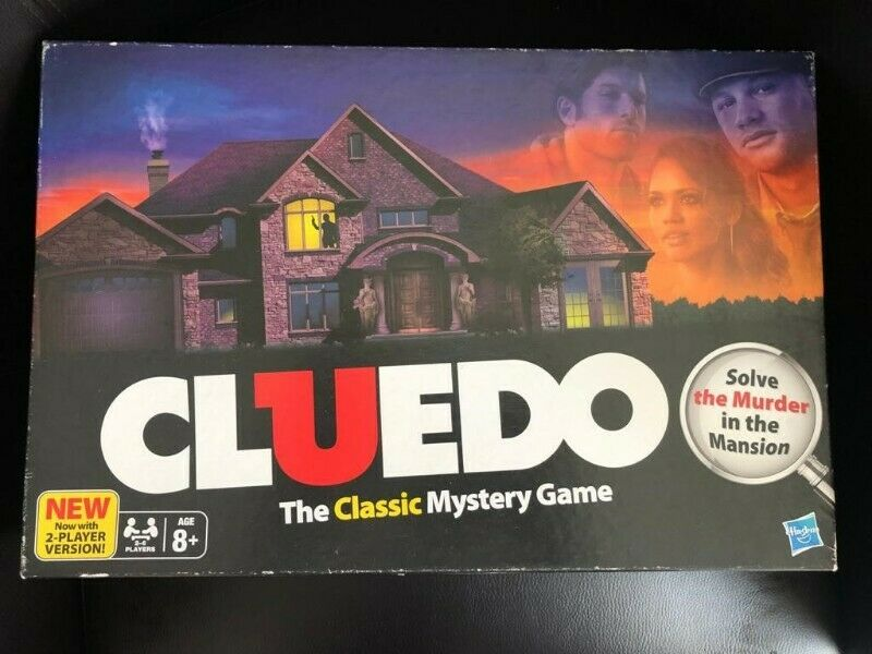 CLUEDO BOARD GAME for sale - GREAT CONDITION