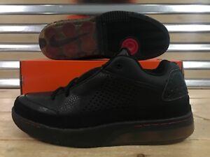 Nike Shox Spotlight Low Retro 2007 Shoes Black Varsity Red SZ 11 ... cbba2b8648f3