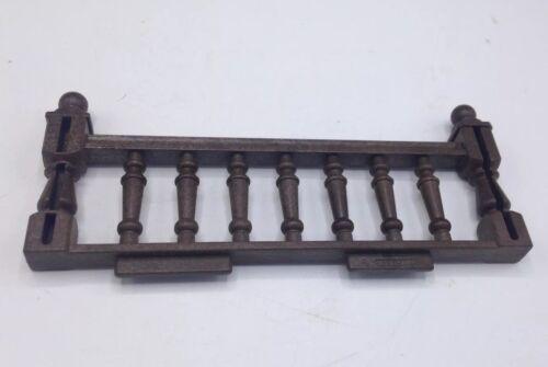 Playmobil 5300 Victorian Mansion Dollhouse Dark Brown Short Railing Piece Part