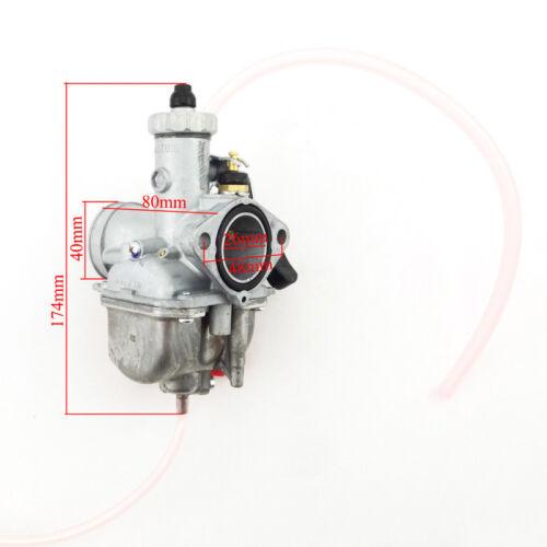 Carburetor Manifold Kit For Predator 212cc GX200 196cc Clones Mini Bike Go Kart