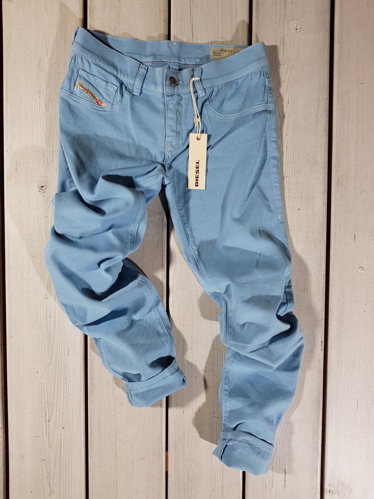 Prezzo di Vendita Consigliato Nuovo Diesel DONNA Jeans Jeans Jeans W29 Livier-Ankle 0661v 377237