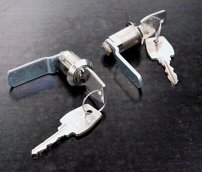 Eurolocks Schließzylinder Spindverschluss Spindschloss Hebelschloss Möbelbau