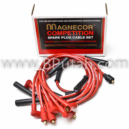 Magnecor 85196 8.5mm Kv85 CN Series Ignition Cable Fit Rover 89-96 on ngk spark plug wires, moroso spark plug wires, msd spark plug wires,