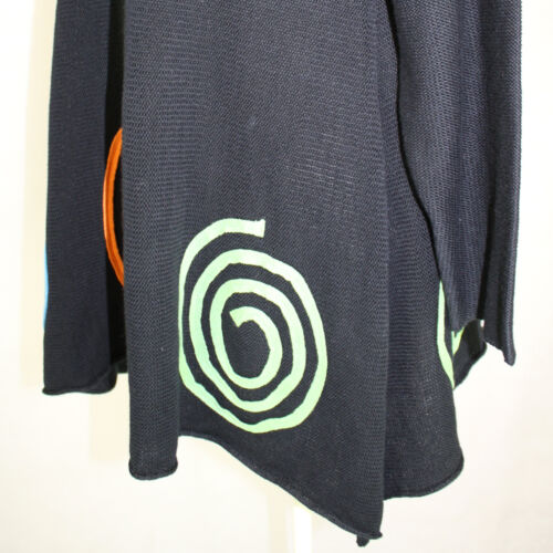 af450b4ad8 3 of 7 NEW Knithouse by Maria Dahlhoff Plus Art to Wear Tunic Sweater 4  (fits XL