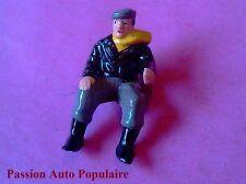 CORGI TOYS 60 : TRACTOR FORDSON POWER MAJOR chauffeur avec casquette / driver