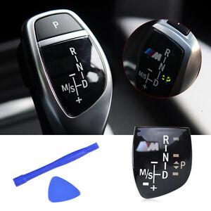 Schaltknauf-Verkleidung-fuer-BMW-1-3-5er-X1-X3-X5-F18-F10-Zahnrad-Gang-Steuerung