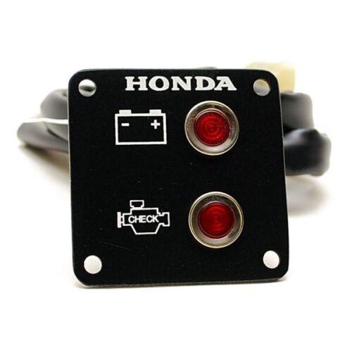 Honda Boat Indicator Light Panel 32340-ZW7-000AHPGM-FI Battery