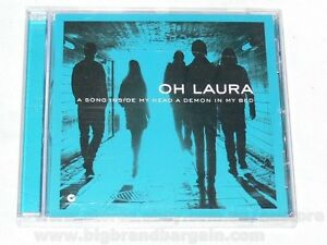Oh-Laura-A-Song-Inside-My-Head-A-Demon-In-My-Bed-New-CD-Unsealed