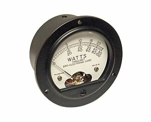 New-Replacement-Meter-for-Bird-43-Wattmeter-Bird-RPK2080-002