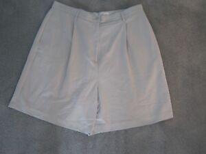 Izod Club (Tournée Internationale) Beige Golf-Loisirs Shorts-Taille 12-afficher le titre d`origine 2y7oAkZS-07162625-545644660