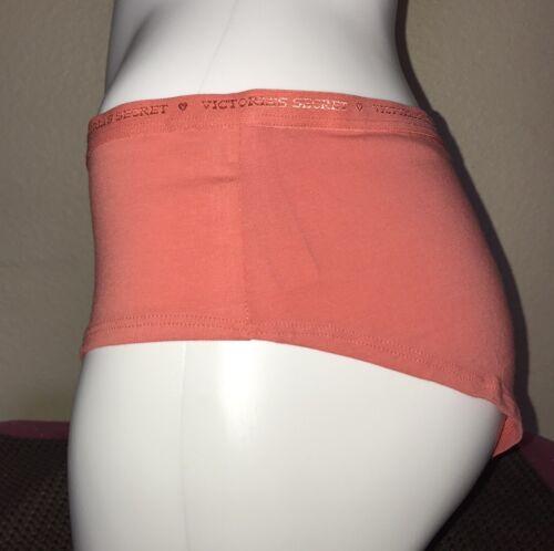 1 Victoria Secret VS Cheeky Panty NWT B79 Orange Xlarge New