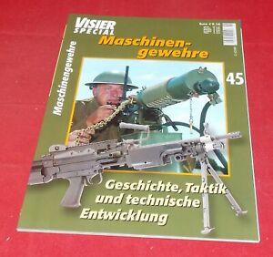Visier Special 45 Maschinengewehre