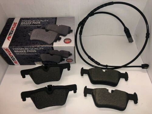 Rear Brake Pads /& Sensor For BMW 2 Series F22 F23 218 220 225 228 230 2014 On