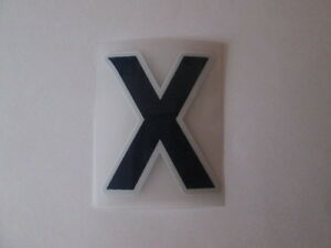 letter-X-Blue-Premier-League-EPL-Football-Shirt-name-set-Sporting-ID-Replica