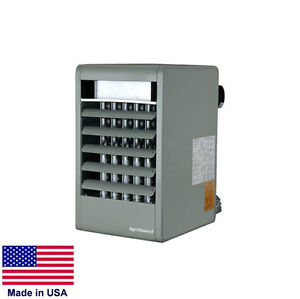 Heater industrial natural gas power vented 240 000 for Natural gas heating options