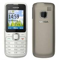 Phone Nokia C1-01 Warm Grey & Ovp Without Contract Sim Lock