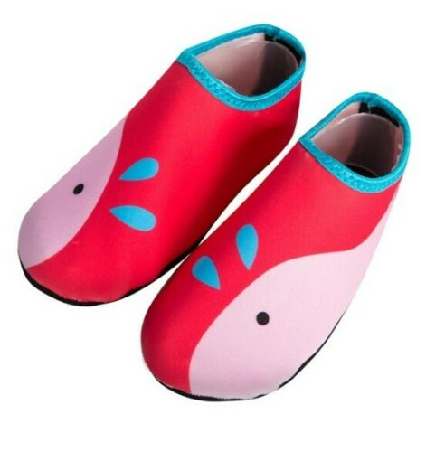 Children Boys Girls Skin Water Shoes Beach Skin Socks Yoga Exercise Pool Swim US