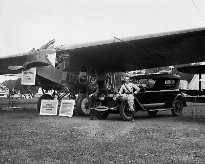 Nice Piloten Kelly Mit Macready Mit Flugzeug 11x14 Silber Halogen Fotodruck Moderate Cost Transport Modellflugzeuge