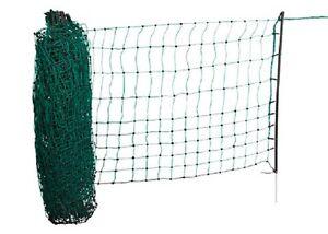 Kleintiernetz 65cm Haute Différentes Lonqueur Elektrfizierbar Réseau De Lapin