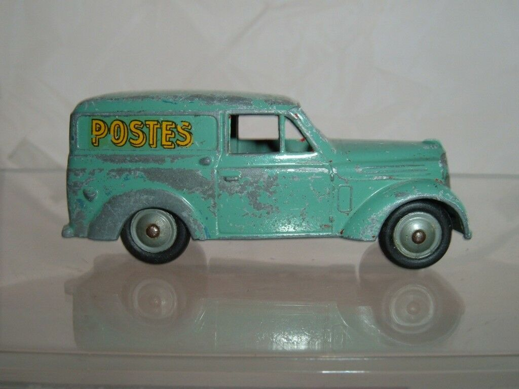 Cij Francia Nº 38 68 Renault postes Vintage (ver Fotos)