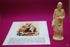 Image Is Loading Saint Joseph Statue Your Home Kit Save