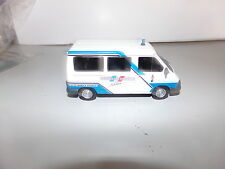voiture miniature 1/43 NOREV        RENAULT TRAFFIC GENDARMERIE POSTE MOBILE