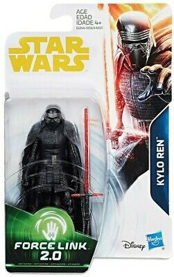 2 per £ 14.87 * Star Wars 2.0 forza LINK Action Figure NUOVO