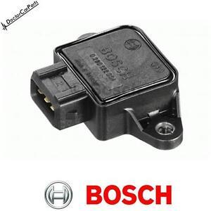 Genuine Bosch 0280122001 Throttle Position Sensor Tps Ebay