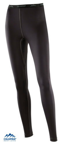 Women's Premium Performance™ Silk Weight Pant Black SMALL COLDPRUF® Base Layer