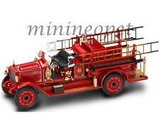 ROAD SIGNATURE 20119 1923 23 MAXIM C-2 FIRE ENGINE TRUCK 1/24 DIECAST RED