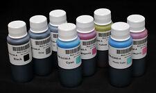 Hobbicolors 8PC-M 8-Color Medium Refill Kit for Canon Pro-100 Printers