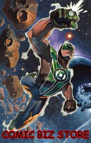 2018 1ST PRINTING STEVENS VARIANT COVER DC UNIVERSE GREEN LANTERNS #56