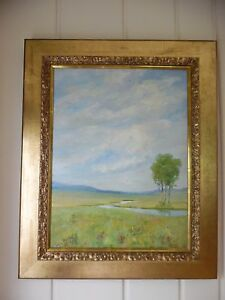 George-Picknell-1864-1943-oil-on-canvas-Nice-color-great-piece
