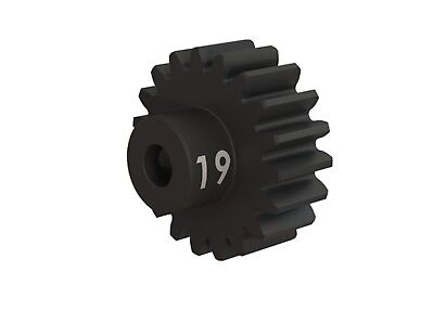 32 Pitch Traxxas 3942X Hardened Steel 12-Tooth Pinion Gear