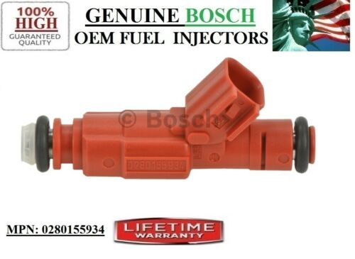 00-03 DODGE RAM 1500 2500 Dakora 3.9-5.9L V6 OEM Bosch /<x1/> Reman fuel injector
