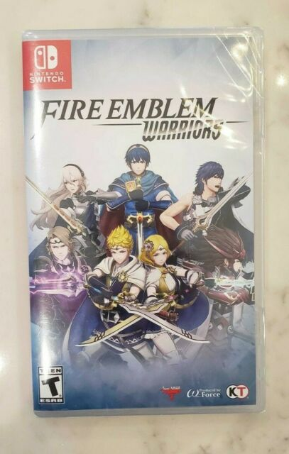 Fire Emblem Warriors - Nintendo Switch - Brand New | Factory Sealed