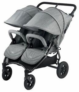 Valco Baby Neo Twin Lightweight All Terrain Twin Baby