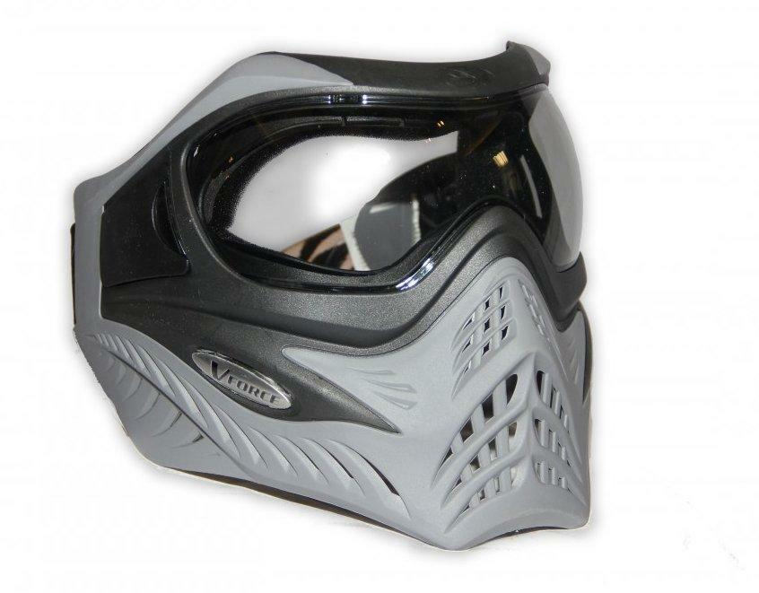 New VForce V-Force Grill Thermal Goggles Mask - Shark Shark Shark Charcoal d37598