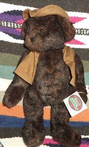 Cottage Collectibles Ganz Papa D Stuffed Animal Bear Toy Ebay