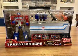 Hasbro Exclusive Optimus Prime MP-10 Transformers Masterpiece Figure