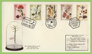 New-Zealand-2012-Native-Trees-set-on-First-Day-Cover