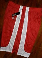 Basketball Shorts Red Shirts And Skins Men Size Xl