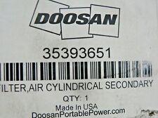 Doosan Ingersoll Rand 35393651 Filter